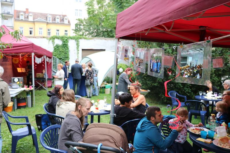 1.Sommerfest des Kinder- und Jugendhilferechtsverein Dresden e.V.