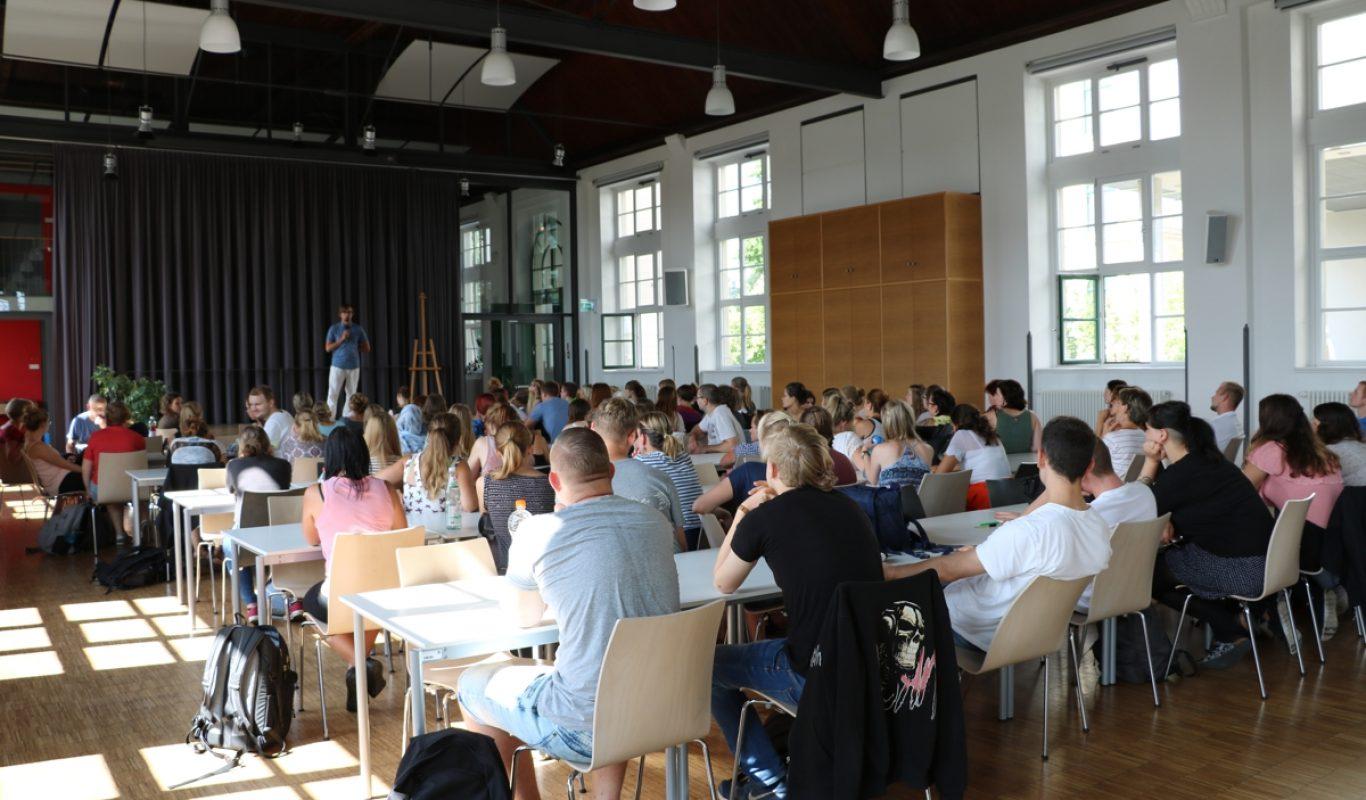 Kinder- und Jugendhilferechtsverein Workshops 1